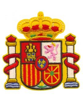 PARCHE BORDADO ESCUDO CONSTITUCIONAL ESPAÑA