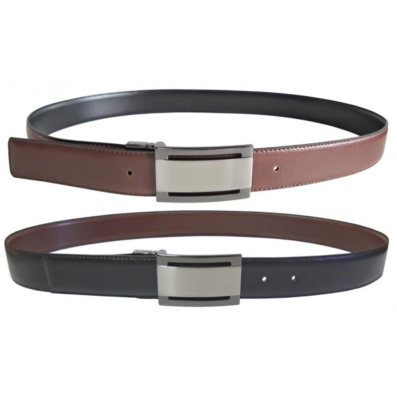 Cinturones de cuero de moda de marca de alta calidad para